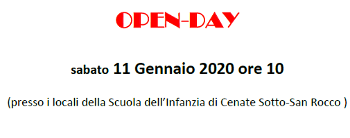Immagine open day 11 01 20-3